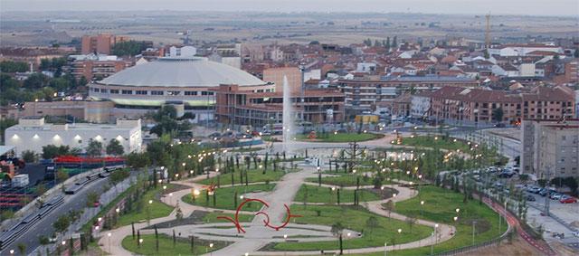 Parque Feliciano Hernández 1