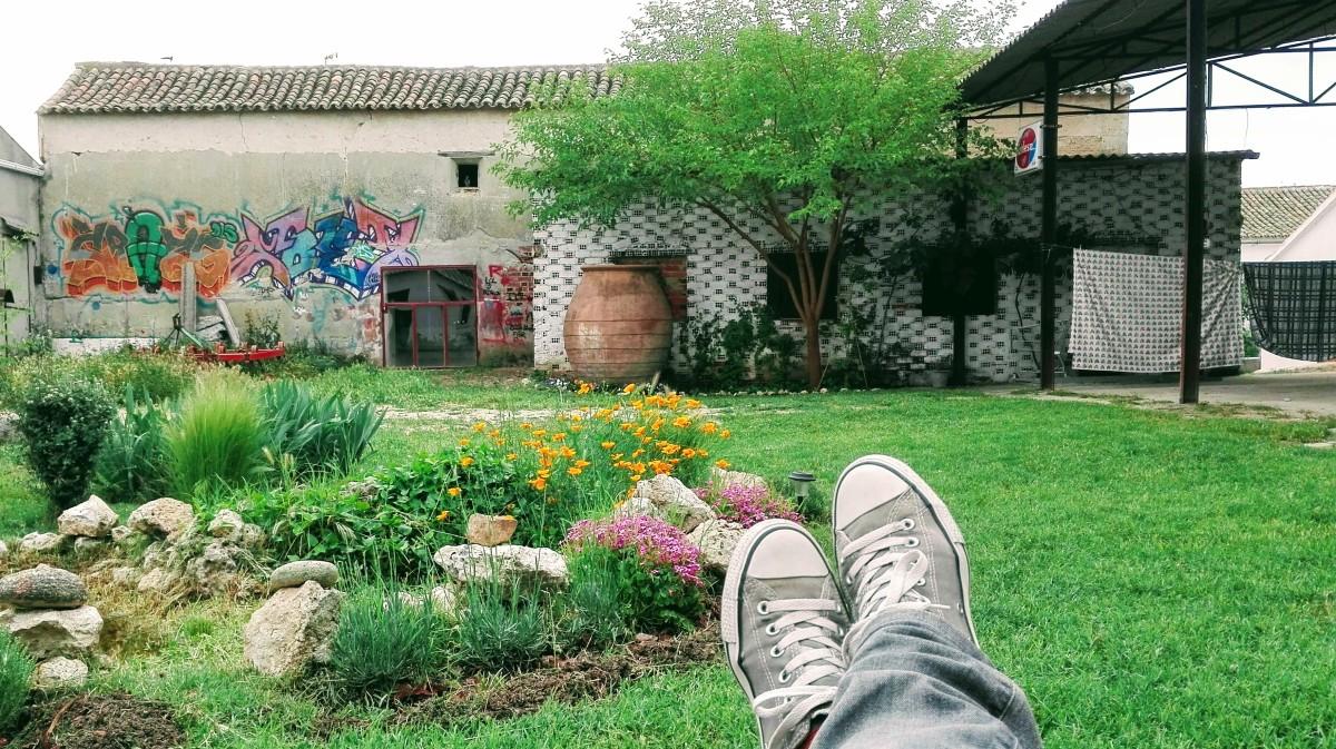 El Jardín de la Charca, mientretenimiento